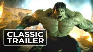 The Incredible Hulk (2008) - Official Trailer