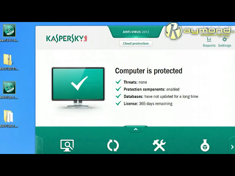 Activate Kaspersky Anti-Virus 2013 ROG