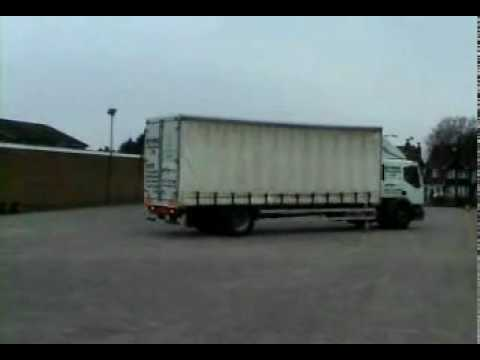 Class 2 DSA Test LGV / HGV Reversing Procedure