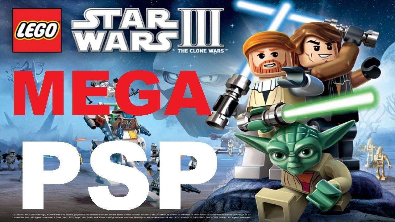 Psp | Lego Star Wars Iii The