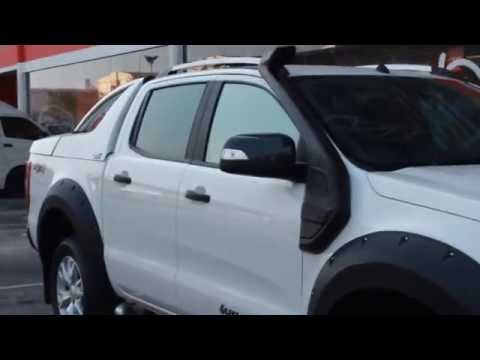 Review 2014  All New Ford Ranger Wildtrack 3.2 L 4 WD AT