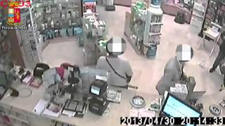 The Quickest Robbery Attempt Ever