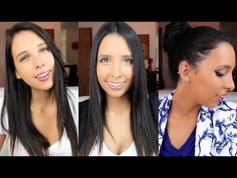 3 ideas de maquillaje para LA ESCUELA / TRABAJO
