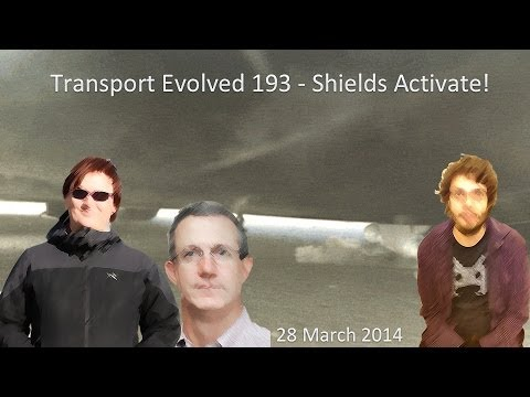 Transport Evolved Electric Car News Panel Show 193: Shields Activate!