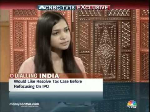 Will focus on IPO after next spectrum auction: Vodafone CEO -  Part 3