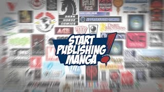 Manga Publishers For Beginners - HTB MAILBAG!