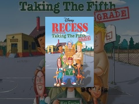 Recess: Taking the Fifth Grade is listed (or ranked) 48 on the list The Best Family Comedy Movies On Netflix
