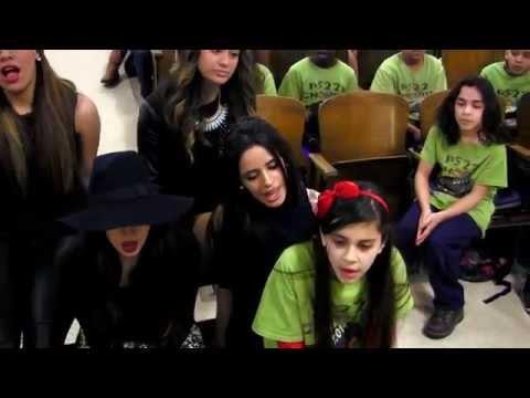 jar Of Hearts Fifth Harmony & Ps22 Chorus (by Christina Perri) video
