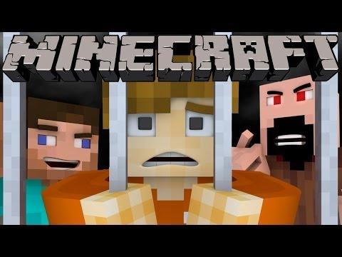 История Заключенного - Minecraft