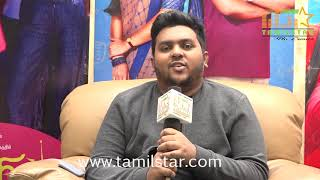 Exclusive interview With Kaatrin Mozhi Music Director A. H.Kaashif | Jyotika | Simbu | Vidaarth