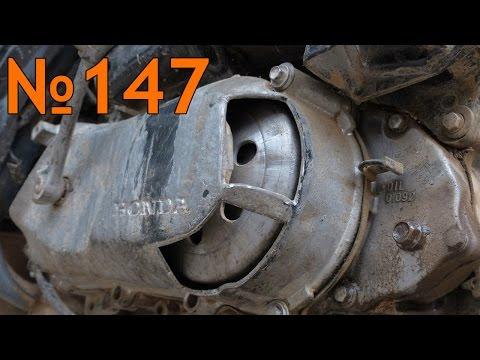 Honda Dio 35:затюнинговано насмерть