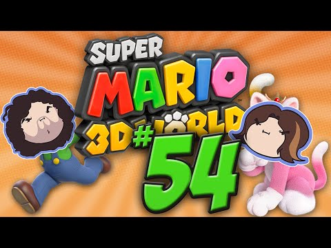 Super Mario 3D World: Misfits - PART 54 - Game Grumps