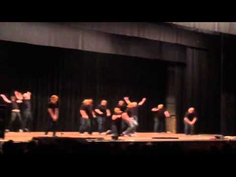 PKP Greek sing 2014 Marshall University
