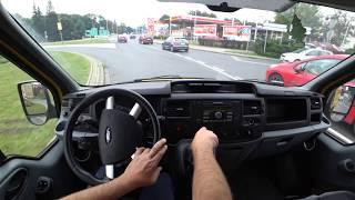 Ford Transit 2010 2.2 TDCI 85 4K  | Test Drive #14 POV