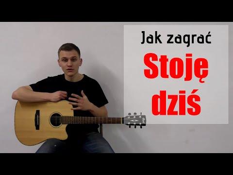 #29 Jak Zagrać Stoję Dziś Na Gitarze - JakZagrac.pl