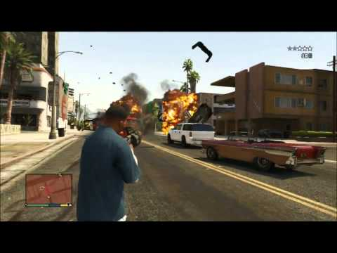 GTA 5 Cheats : All Weapon Cheat Code  (XBOX 360 & PS3 GTA 5 Cheats)