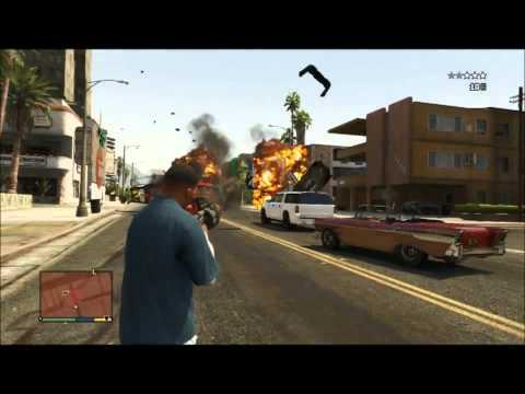 GTA 5 Cheats : All Weapon Cheat Code  (XBOX 360 & PS3 GTA 5 Cheats)