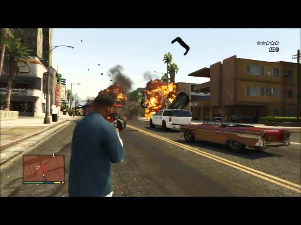 ... Cheats : All Weapon Cheat Code (XBOX 360 & PS3 GTA 5 Cheats) - YouTube