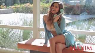 Danielle Fishel (Topanga) ~ Maxim April 2013