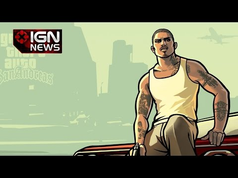 GTA: San Andreas May Be Re Released on Xbox 360 IGN News