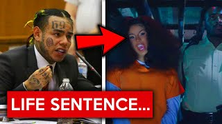 6ix9ine Snitched, Now Cardi B Is Serving LIFE...