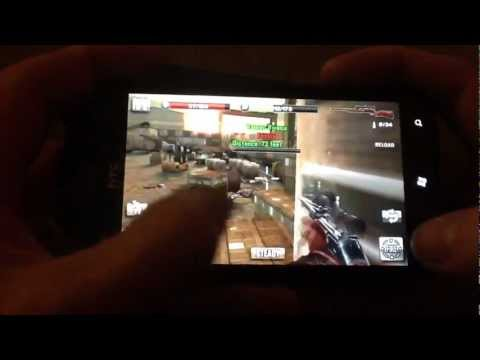 Top 3 Free Windows Phone 7 Games Reviews On The HTC Titan