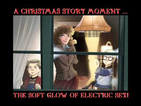 A Christmas Story Moment (1983) - The Soft Glow Of Electric Sex! video
