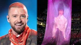 Download Lagu Justin Timberlake RESPONDS To Prince Tribute Criticism From Super Bowl Halftime Gratis STAFABAND