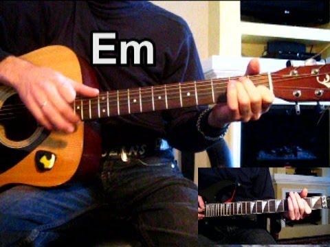Григорий Лепс - Она не твоя Тональность ( Еm ) Песни под гитару