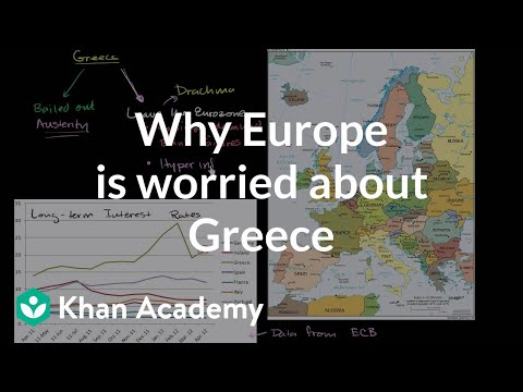 Why Europe is worried about Greece
