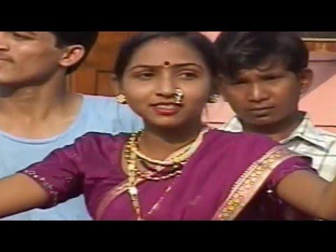 Navya Damache Amhiho Yaar - Marathi Lokgeet Song video
