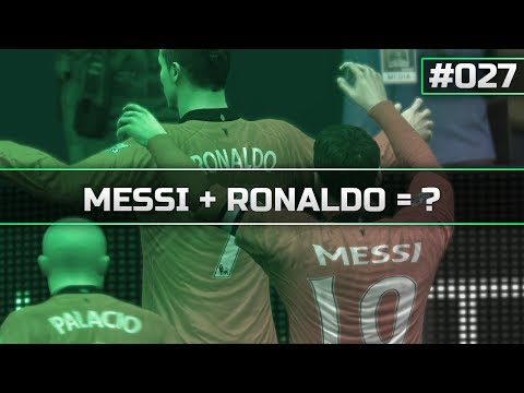 FIFA 14 UT PS4 [#027]  - Messi + Ronaldo = ???