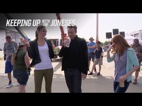 Keeping Up With The Joneses | Snake Restaurant | Now On Digital HD