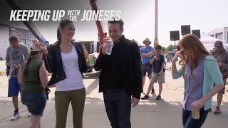 Keeping Up With The Joneses   Snake Restaurant   Now On Digital HD