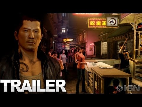 Sleeping Dogs - Story Trailer