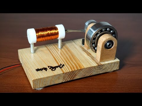 Making a Solenoid Engine