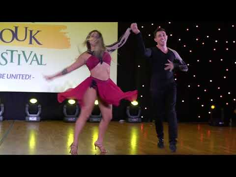 WZF2019 with Larissa & Rick in performance ~ Zouk Soul