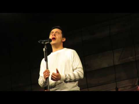 David Archuleta - Be Still My Soul - Time Out For Women