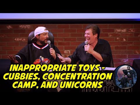 Inappropriate Toys - Cubbies. Concentration Camp. and Unicorns