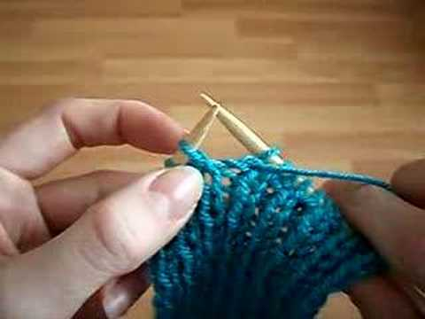 How to Knit - Changing Between Knit and Purl Stitches