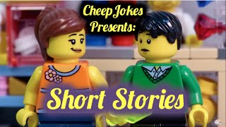 Cheep Jokes Presents: Short Stories - LEGO Stop Motion Video