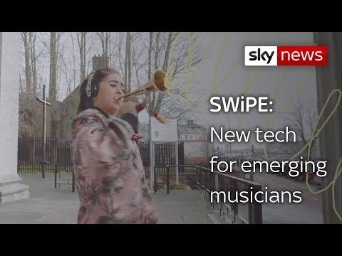 Swipe: Wise words for female innovators & the tech helping new music artists