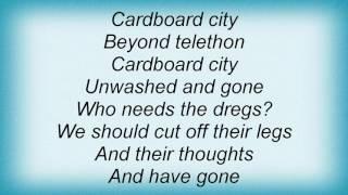 Watch Roy Harper Cardboard City video
