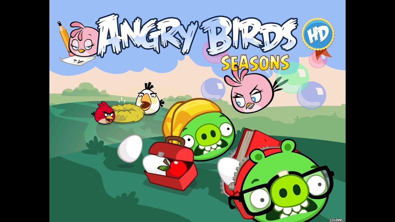 Angry Birds Golden Eggs Walkthrough Videos: Original and ...