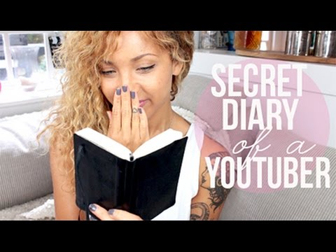 The Secret Diary Of A Youtuber | Beautycrush