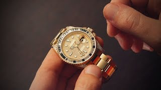 The Most Impressive Rolex Ever? - GMT-Master II 116758 SA | Watchfinder & Co.