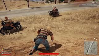 PUBG - funny vehicle mayhem death
