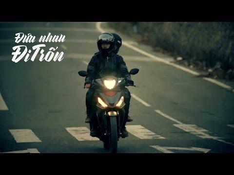 Dua Nhau Di Tron - Den ft. Linh Cao (New Version - Official MV)