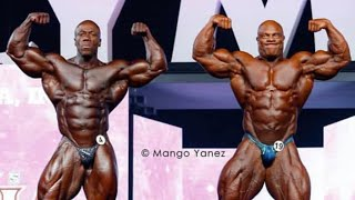 PHIL HEATH Vs. SHAWN RHODEN - MR. OLYMPIA 2018