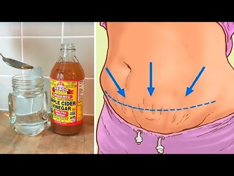 Drinking Apple Cider Vinegar Before Bedtime Will Change Your Life For Good